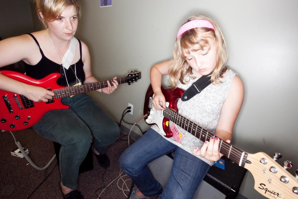 Girls Rock Camp 2011 - 075